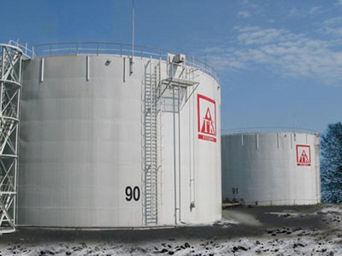 Реконструкция резервуарного парка нефтебазы «Ручьи»